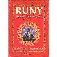 Runy praktická kniha: Symbolika run, runové meditace - Kniha