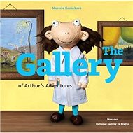 The Gallery of Arthur´s Adventures - Kniha