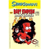 Bart Simpson Malý ďáblík 3/2015 - Kniha