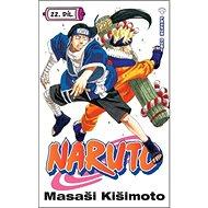 Naruto 22 Přesun duší - Kniha