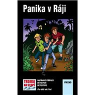 Panika v Ráji - Kniha