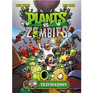 Plants vs. Zombies Trávogeddon - Kniha