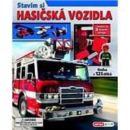 Stavím si Hasičská vozidla: Sestav si 3 úžasné stroje! - Kniha