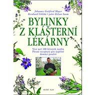 Bylinky z klášterní lékárny - Kniha