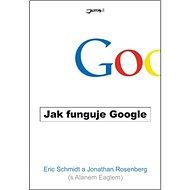 Jak funguje Google - Kniha