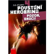 Povstání Herobrina 4 Pozor, draci! - Kniha