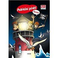 Pobřežní piráti: Trojka na stopě komiks - Kniha