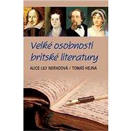 Velké osobnosti britské literatury - Kniha