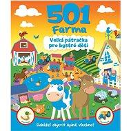 501 Farma: Velká pátračka pro bystré děti - Kniha