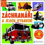 Záchranáři a  jejich vybavení - Kniha