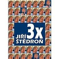 3x Jiří Štědroň - Kniha