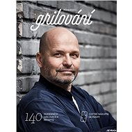 Kniha Grilování: 140 moderních grilovacích receptů - Kniha