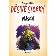 Děsivé storky Maska - Kniha