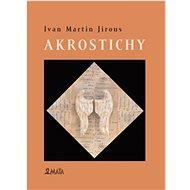 Akrostichy - Kniha
