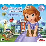 Ako sa stať princeznou: Sofia prvá - Kniha