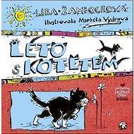 Léto s kotětem - Kniha
