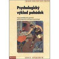 Psychologický výklad pohádek - Kniha