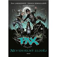 Pax Neviditelný zloděj - Kniha