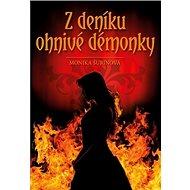 Z deníku ohnivé démonky - Kniha
