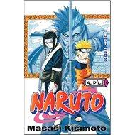 Naruto 4 Most hrdinů - Kniha