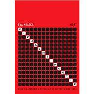 Vizuální poezie: Pojmy, kategorie a typologie ve světovém kontextu - Kniha
