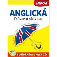 Anglická frázová slovesa Audiokniha s mp3 CD - Kniha