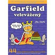 Garfield velevážený: č.44 - Kniha