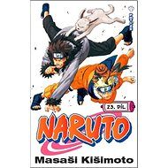 Naruto 23 Potíže - Kniha