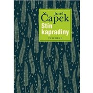 Stín kapradiny - Kniha
