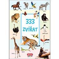 333 zvířat - Kniha