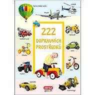 222 dopravních prostředků - Kniha
