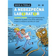 Nick a Tesla a nebezpečná laboratoř - Kniha