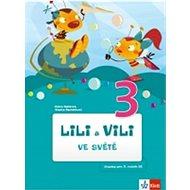 Lili a Vili 3 ve světě čítanka - Kniha