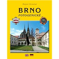 Brno fotogenické - Kniha