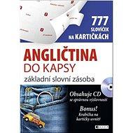 Angličtina do kapsy: základní slovní zásoba + CD se správnou výslovností - Kniha