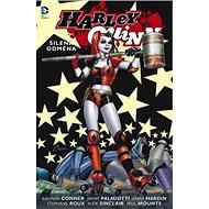Harley Quinn 1 Šílená odměna - Kniha