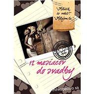 12 mesiacov do svadby - Kniha