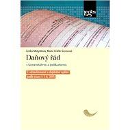 Daňový řád s komentářem a judikaturou podle stavu k 1. květnu 2015 - Kniha