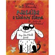 Natálka a zlobivé štěně - Kniha