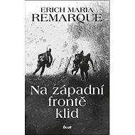 Na západní frontě klid - Kniha