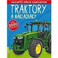 Traktory a nákladiaky Najlepší súbor samolepiek