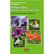 Léčivé rostliny pěstujeme - sbíráme - využíváme: Kapesní průvodce zelenou medicínou - Kniha