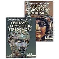 Civilizace starověkého Středomoří I, II: komplet 2 svazky - Kniha