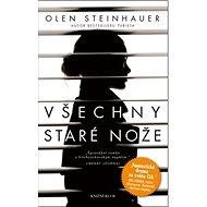 Všechny staré nože: Fantastické drama ze světa CIA - Kniha