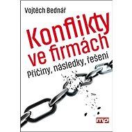 Konflikty ve firmách - Kniha