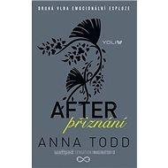 After Přiznání: Druhá vlna emocionální exploze - Kniha