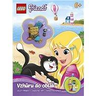 LEGO Friends Vzhůru do oblak: Velký příběh, zábavné hry, ministavebnice - Kniha