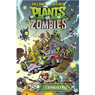 Plants vs. Zombies Časokalypsa - Kniha
