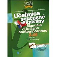 Učebnice současné italštiny 2. díl + 2 CD: Manuale di Italiano contemporaneo - Kniha