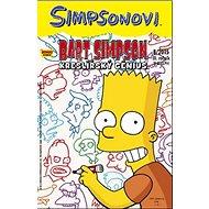 Bart Simpson Kreslířský génius: 42217 - Kniha